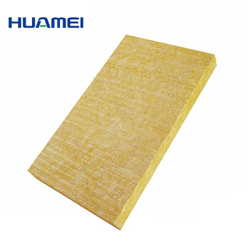 Safe and insulation n sound r value mineral wool board facade rockwool external wall insulation rock wool