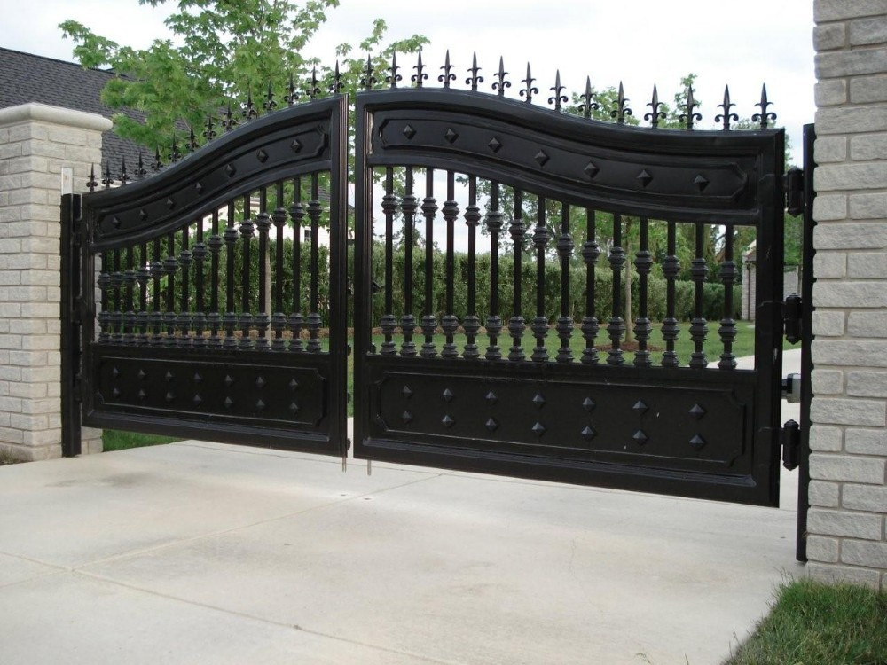 Security Gates For Homes And Outside Outdoor Gate Design Product On Alibaba