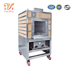 Heavy duty Restaurant Professional Wood Fired burning Pizza Ovens For Sale