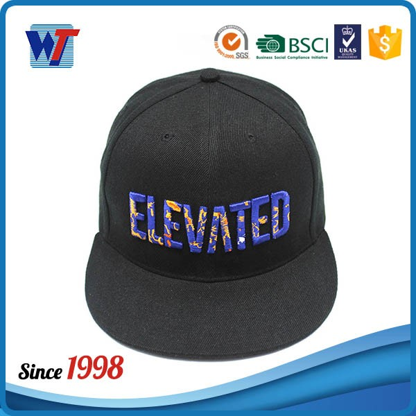 Alibaba best sellers custom embroidered snapback baseball caps man hat