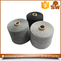 Most popular new design cashmere yarn for woven textile
