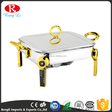 Elegant Economy Stainless Steel Buffet Serving Dish Restaurant Chafing Dishes