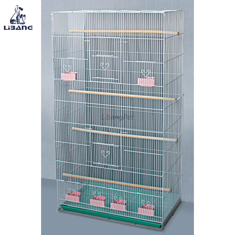 High Quality Large Wire Steel Bird Breeding Cage
