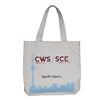 wholesale high quality custom printed canvas tote bags