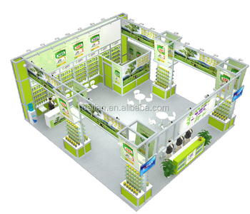 Exhibition Booth Floor Plan : Detian display offer booth trade show custom portable aluminum