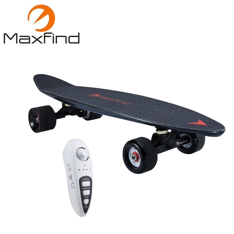 Maxfind mini smart board electric skateboard in Skate Board