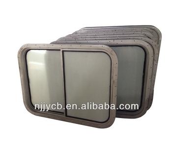 Aluminium Double Vitrage Pour Joints De Fenêtre De Bateau Buy