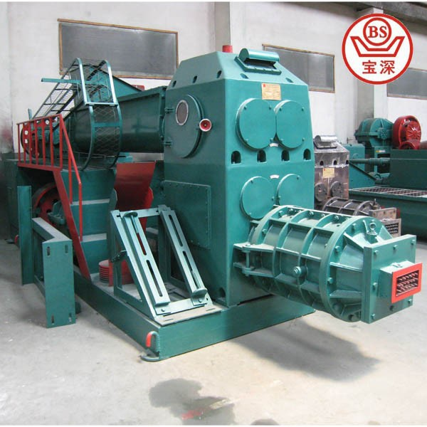 2019 Autoatic red brick making machine Solid clay brick machine Low cost auto clay brick machine
