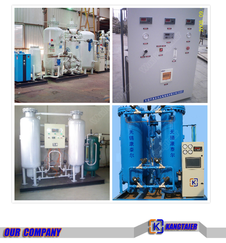 50nm3 H 96 Factory Wholesale Cylinder Filling Oxygen