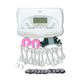 best selling Microcurrent Electric Muscle Stimulation Ems Slimming Machine Weight Loss Beauty Machine