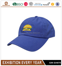 Cotton Custom Cute Embroidery Dad Baseball Cap for Men Good Quality
