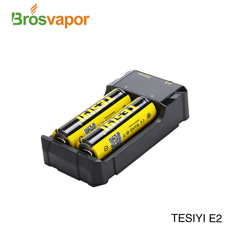 Super excellent diamond series tesiyi E2 charger suitable for rechargeable lithium battery