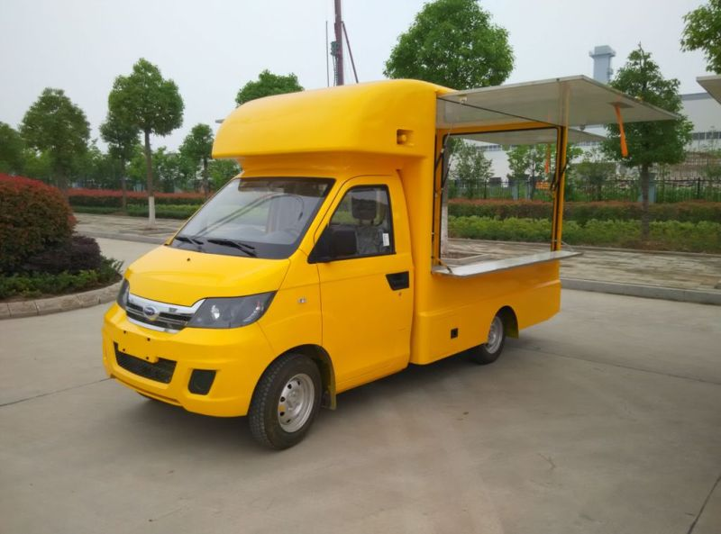 China manufacturer iveco food truck for sale