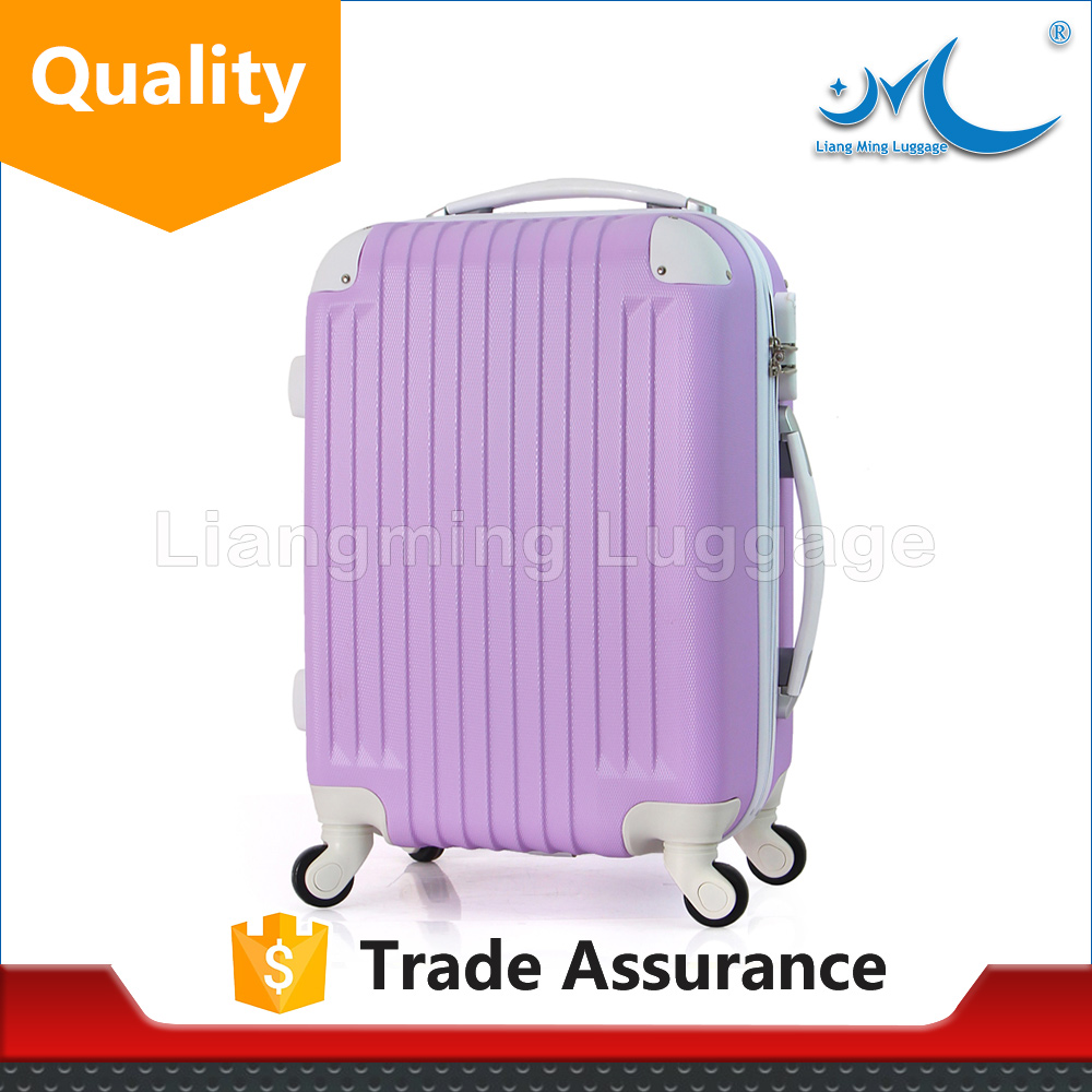 hot selling durable luggage small type smart travel bag