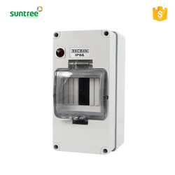 SCB56 series circuit breaker switch box waterproof plastic boxes