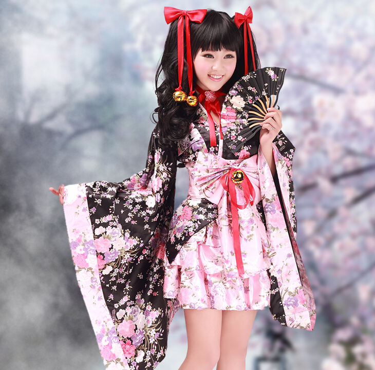 robes japonaises traditionnelles. Black Bedroom Furniture Sets. Home Design Ideas