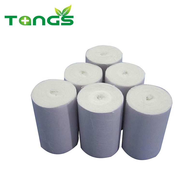 High quality alginate dressing or bandage non adherent sterile pads