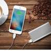 Small body big power,portable power bank can charge Android and IOS devices,4000mah power bank