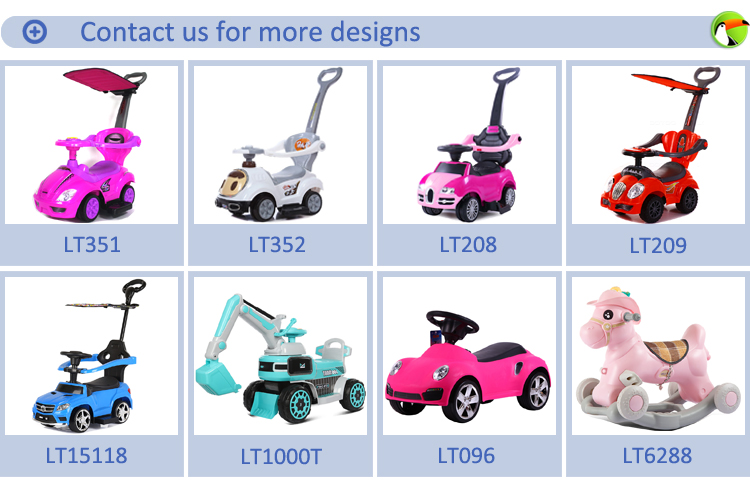 China manufacturer hot sale cheap price plastic sliding car riding horse toy for kids