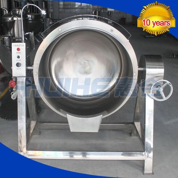 Gas Heat Milk Boiling Machine For Sale