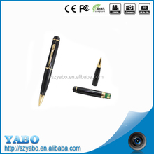 Mini HD Pen Camera/Camcorder/DVR Hidden Pinhole Pen Camera microphone