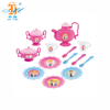 New product educational children pretend play set plastic diy tea toy