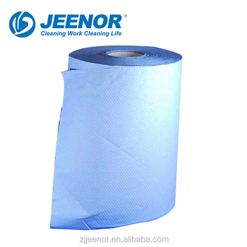 l15 series industrial biodegradable flushable cleaning wipes paper