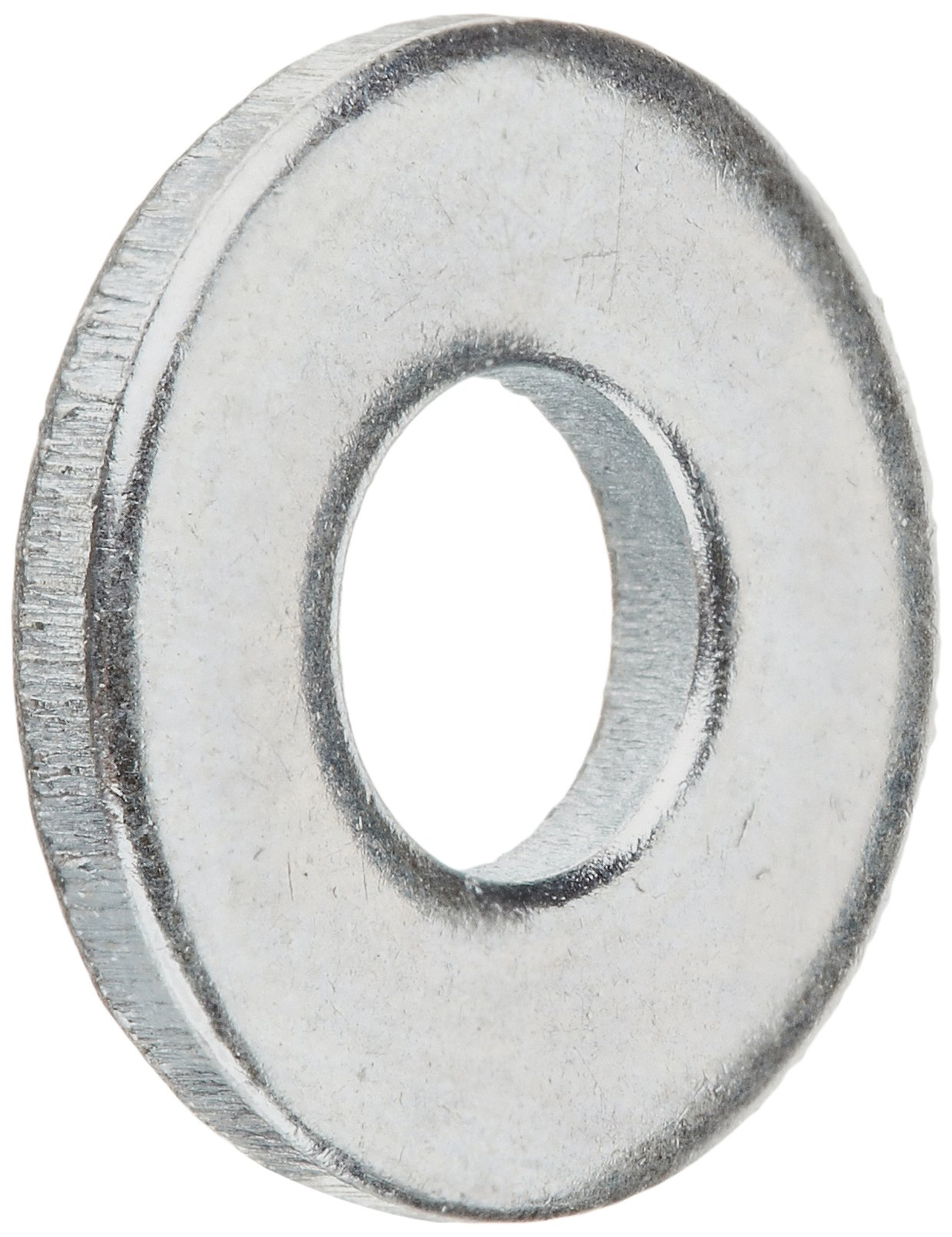 1//8 ID 1//4 OD 0.032 Thick Pack of 100 Type B No Pack of 100 ASME B18.22.1 Zinc Plated Finish 0.032 Thick 1//4 OD Steel Flat Washer 1//8 ID 4 Screw Size Small Parts