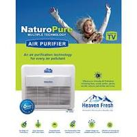 lonic air purifier Home and office