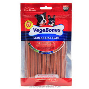 Cheap crunchy dental chews lamb pet dog treats snack
