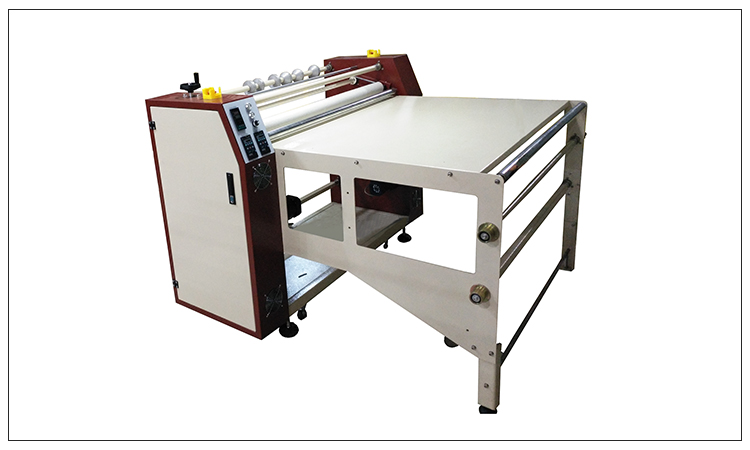 Fabric Digital Screen Roller Heat Transfer Printing Machine For Sale