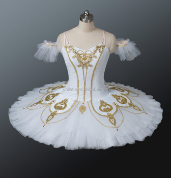 356fcf9096c3 white swan lake ballet fairy classical customized ballet pancake tutu skirt  dress costume