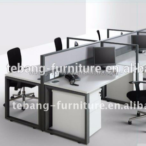 Modern design Call center cubicle office workstation furniture, open modular office furniture workstation cubicle