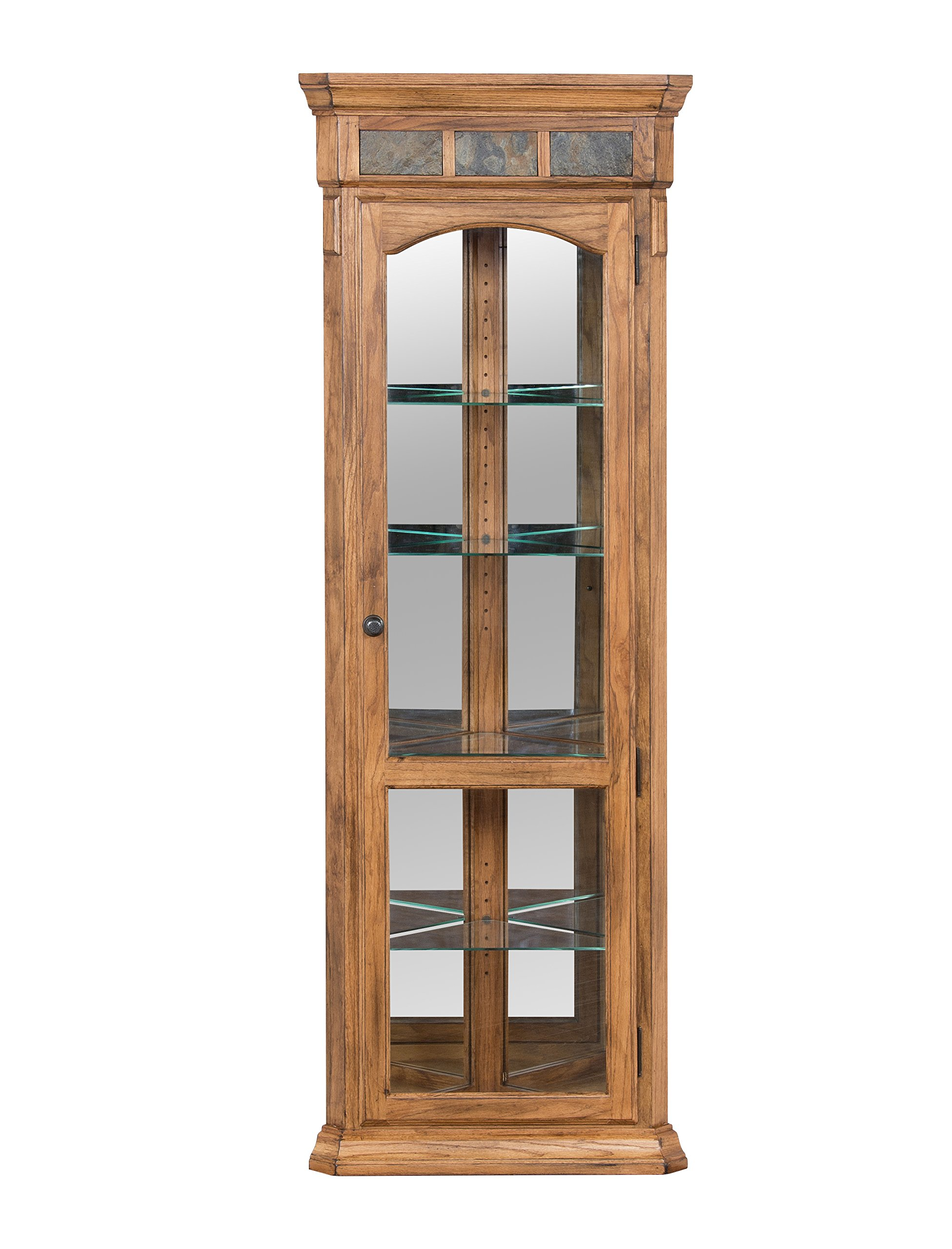 shelf oak glass cabinets curio with light corner lighted for mahogany cabinet near doors small furniture single white buy sale antique asian display me curios