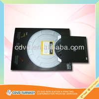 Wholesale customized high quality mini 8cm dvd replication