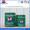 High Solid Content Strong Adhesive Waterproof Roof Coating