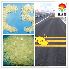 Road & Thermoplastic Road Marking Paints adhesion by Aliphatic C5 Petroleum Resin