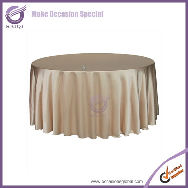 Tp08182 cheap satin wholesale plaid disposable 120 round for 120 round plastic table covers