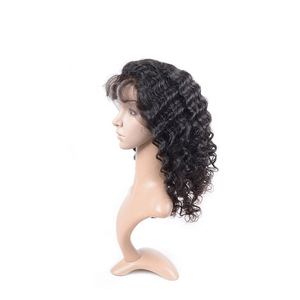 overnight delivery lace wigs 9a silk base mink full lace wig virgin hair,deep short 613 curly full lace wig human hair, wig lace