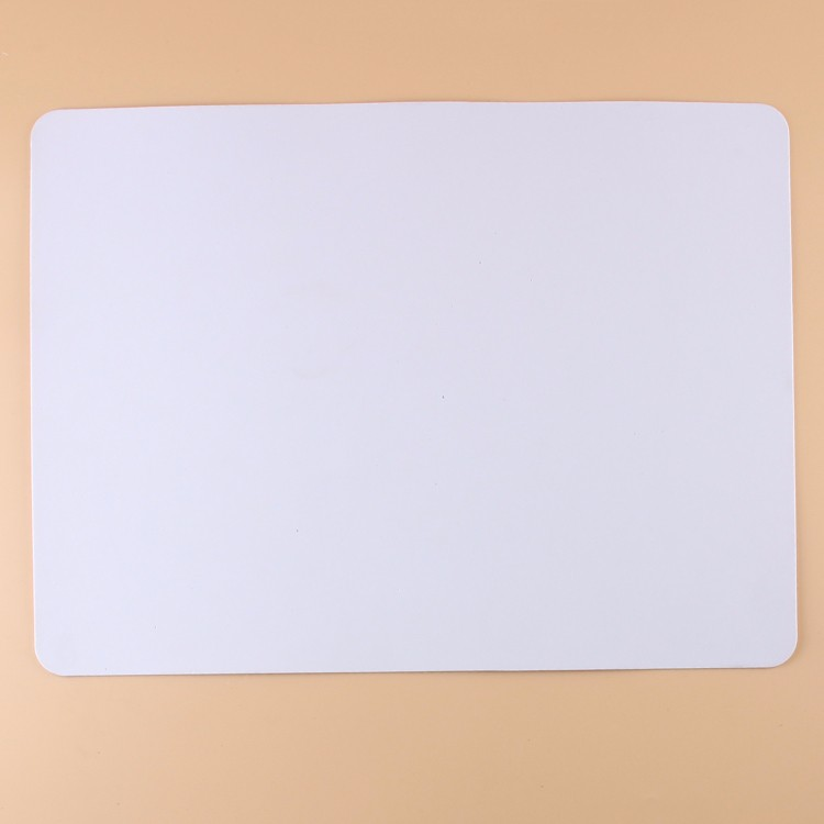 Children use food safe table mat heat proof pp placemat with BSCI audit