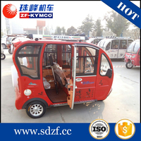 Durable cheap adult motorcycle shopping tricycle for sale