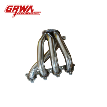 Hot Sale High Quality Auto Parts 304 Stainless Steel Exhaust Headers For Honda 88-00 Civic