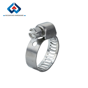 American Type Manufacturer simple install hose pipe clips