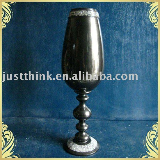 Lacquer Decoration Home Vase