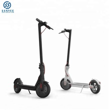 30kw Mileage Smart APP Control 8 inch Folding Electric Standing Skateboard Longboard For Young Life