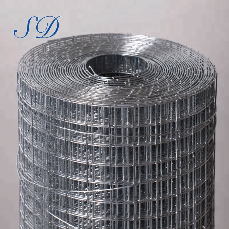 Low Prices Galvanized Welded Wire Mesh Manufacturers