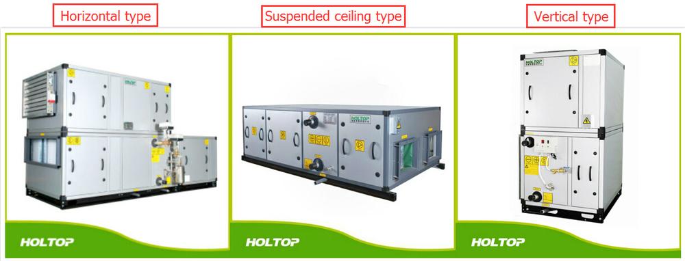 High Quality Energy Saving Fresh Air Handling Unit Fahu