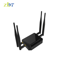 openwrt firmware 3g WCDMA 4g LTE wifi industrial router