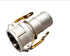 China gold supplier stainless steel self-locking quick camlock coupling/quick connector