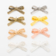Fashion jewelry metal alloy bow knot charms 42*24.5mm